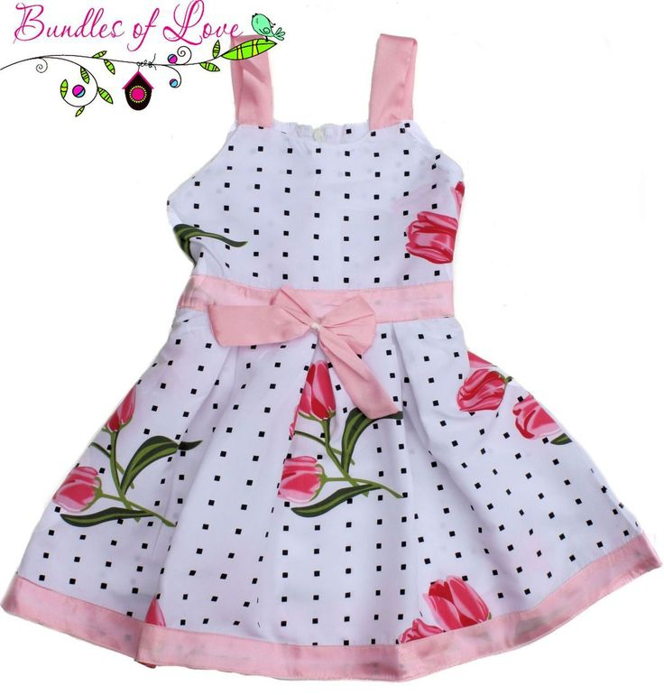 Bundles of Love - Girls Pink Tulip Sun Dress- Size 5, $16.00 (http://www.bundlesoflove.com.au/girls-pink-tulip-sun-dress-size-5/)