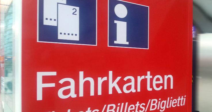 Bahn Sparpreis Aktion: Bahntickets durch ganz Deutschland ab 19 Euro buchen #bahn #sparpreis #angebot