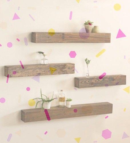 10 Wonderful Useful Ideas: Floating Shelves Above …