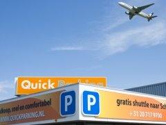 Flughafen Parken: Quick Parking Amsterdam: Kruisweg 381, 1437 CH Rozenburg, Niederlande