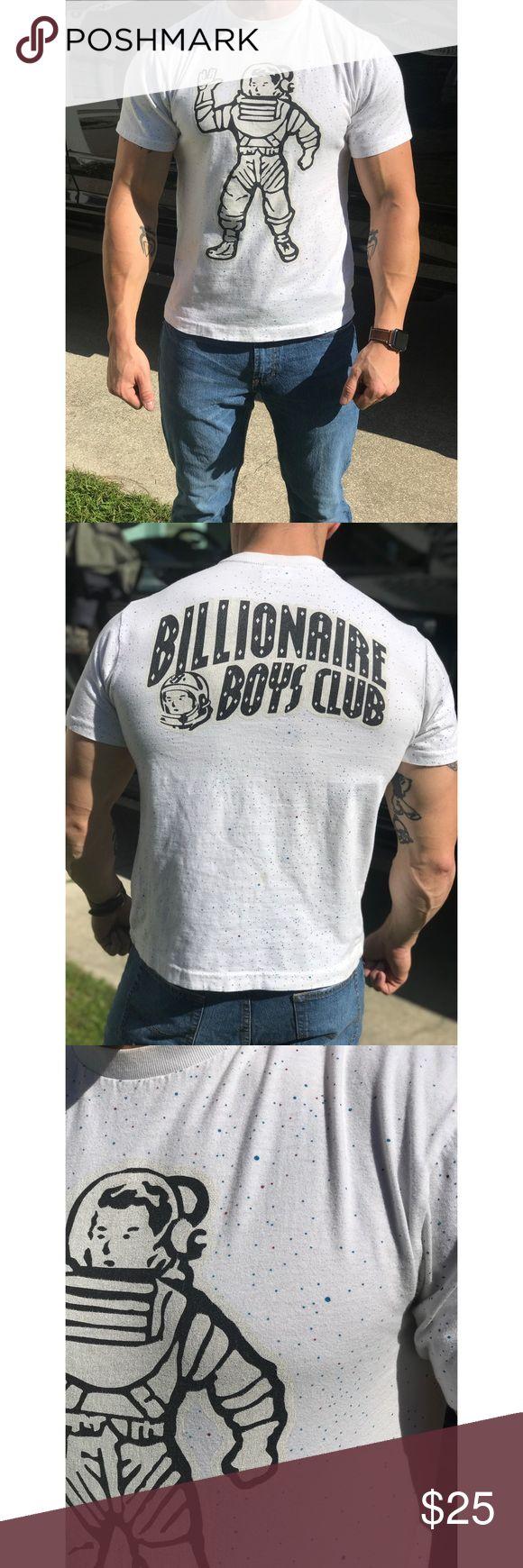 Billionaire Boys Club T-shirt Size: M Billionaire Boys Club Astronaut T-shirt Size : M Billionaire Boys Club Shirts Tees - Short Sleeve