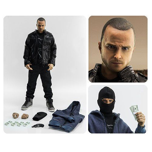 Breaking Bad Jesse Pinkman 1:6 Scale Action Figure @ niftywarehouse.com #NiftyWarehouse #BreakingBad #AMC #Show #TV #Shows #Gifts #Merchandise #WalterWhite
