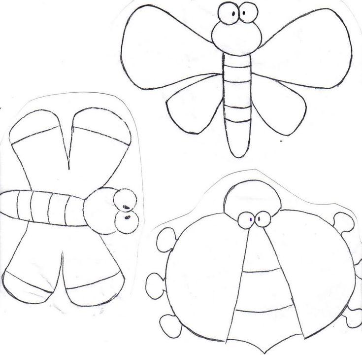 patrones de dibujos en foamy - Buscar con Google