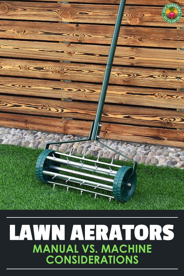 The Best Lawn Aerators Manual And Machine Aerate Lawn Garden Tools Best Garden Tools
