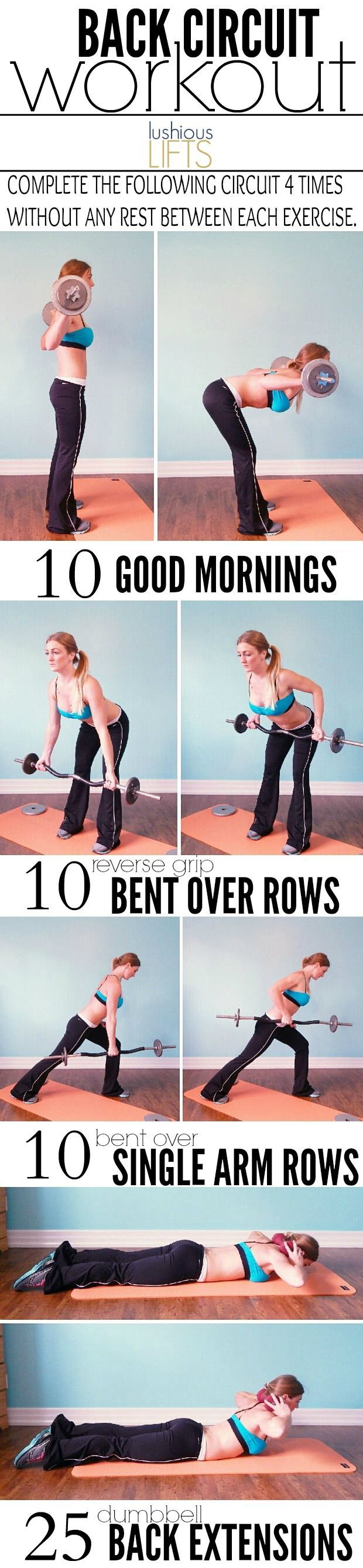 See more here ► https://www.youtube.com/watch?v=fyYVMDPMa68 Tags: fastest and healthiest way to lose weight, fastest healthiest way to lose weight, fastest healthiest way to lose weight - It's time for a back attack! This workout is targeting both your upper and lower back, plus a little rhomboid action with the reverse grip rows. ;) Suggested Equipment + Barbell + Dumbbell + Weight... #exercise #diet #workout #fitness #health