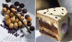 All about cakes: Шоколадно-карамельный торт