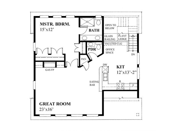 1000 images about garage apartments on pinterest 3 car for Carriage house plans with apartment