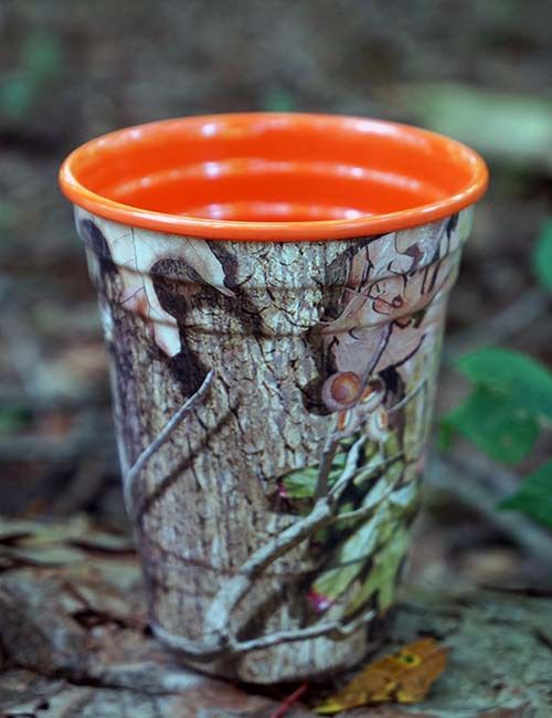Bonobo Custom bulk printed classic reusable coffee cup with