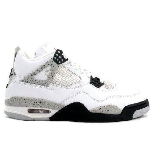 308497-103 Nike Air Jordan 4 White Cement 2012 $116.99 http://www