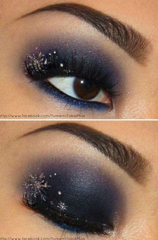 15-Best-Cool-Winter-Eye-Make-Up-Looks-Ideas-Trends-20122013-For-Girls-1