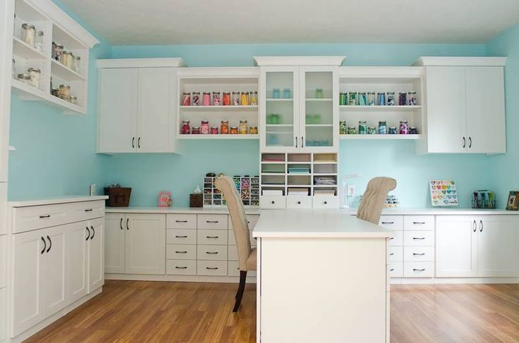 22 best craft room images on pinterest california for California closets craft room