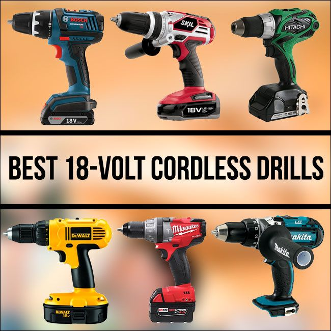 Check out The Best 18v Cordless Drill Reviews: Top 10 for 2015 before buy from here http://www.bestpowertoolshq.com