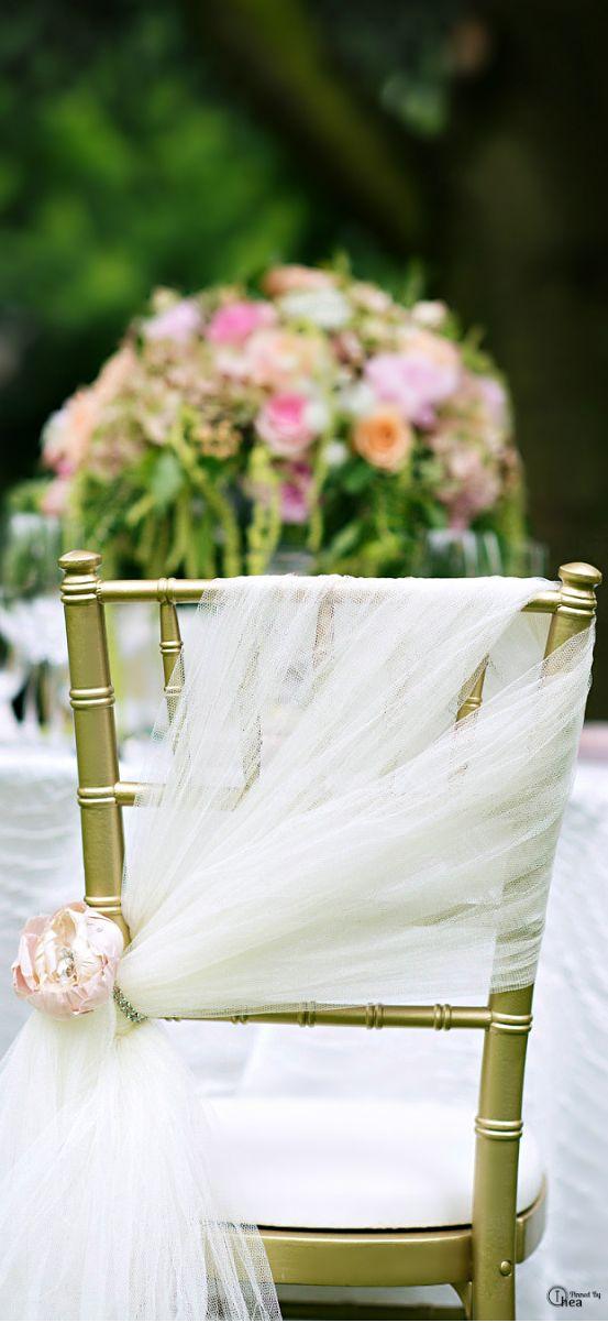 Wedding ● Chair Décor