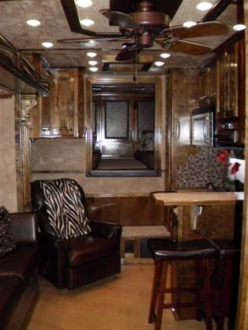 152 Best Images About Horse Trailer Living Quarters On