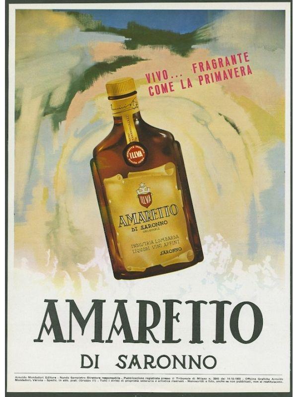 #old #italian #advertising #design #pop #art #amaretto #saronno #typical #italian #drink