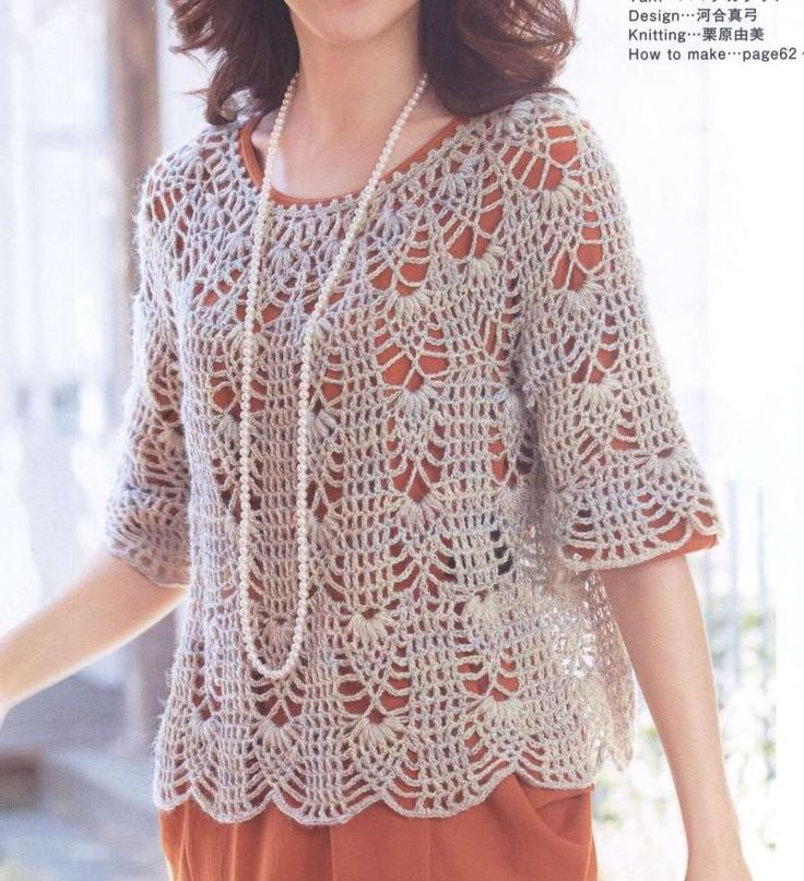 #ClippedOnIssuu from Crochet to wear, spring summer