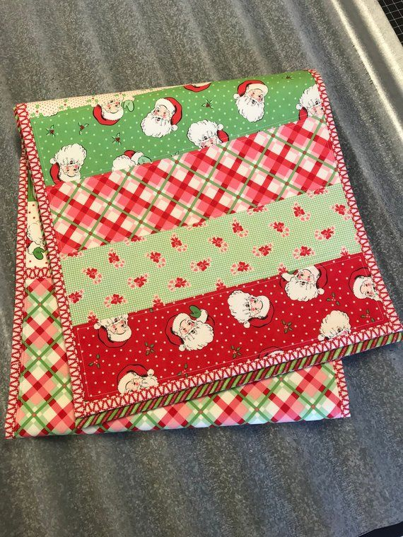 Christmas Table Runner Christmas Sewing Projects Christmas Placemats Christmas Quilts