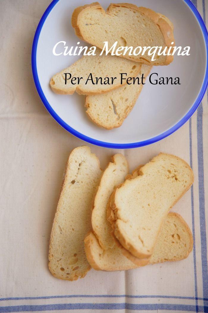 Per Anar Fent Gana ♥ by Marga cuina i receptas menorquines