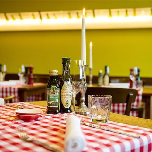 Italienisches Restaurant O´Vino in Bad Saarow