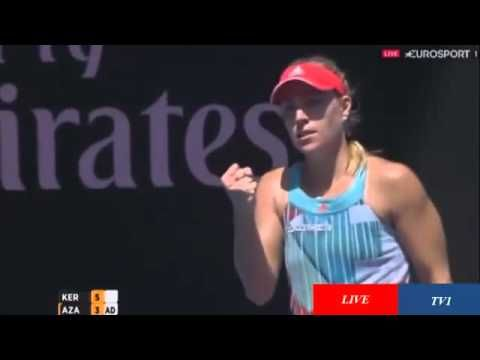 Angelique Kerber press conference (QF) | Australian Open 2016 - YouTube