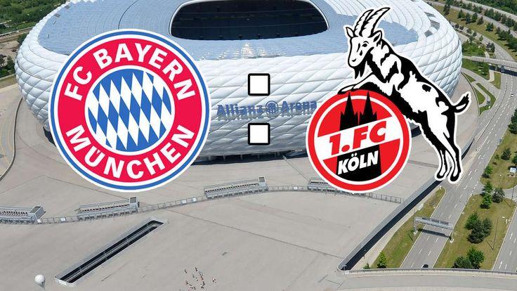FC Bayern München gegen 1. FC Köln Live-Ticker vom 6. Bundesliga-Spieltag - tz.de