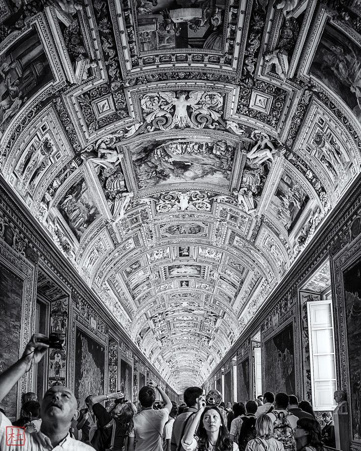 https://flic.kr/p/Kumg46 | Illuminated Ceiling. | Vatican Museum, Vatican, Rome, Italy, October 2011.