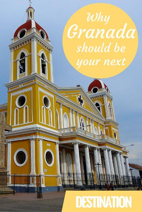 Adoration 4 Adventure's recommendations for visiting Granada, Nicaragua. Including Masaya Markets, Masaya Volcano, Laguna de Apoyo and Hotel Plaza Colon.