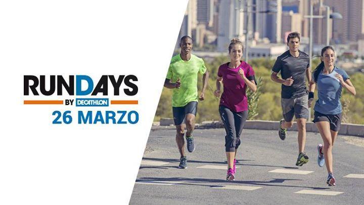 Corri ad iscriverti, tornano i Rundays: l'evento dedicato agli appassionati di running è alle porte!