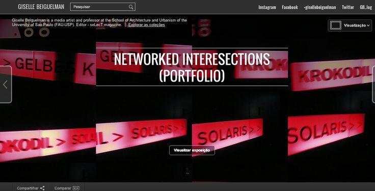 O Google Cultural Institute convidou um grupo de artistas e agentes culturais para testar sua nova plataforma, o Google Open Gallery, um rec...