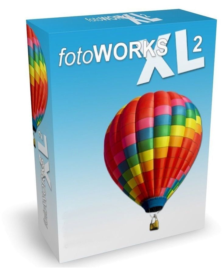 FotoWorks XL (2016) - Photo Editing Software and Picture Editor - Image Edito...