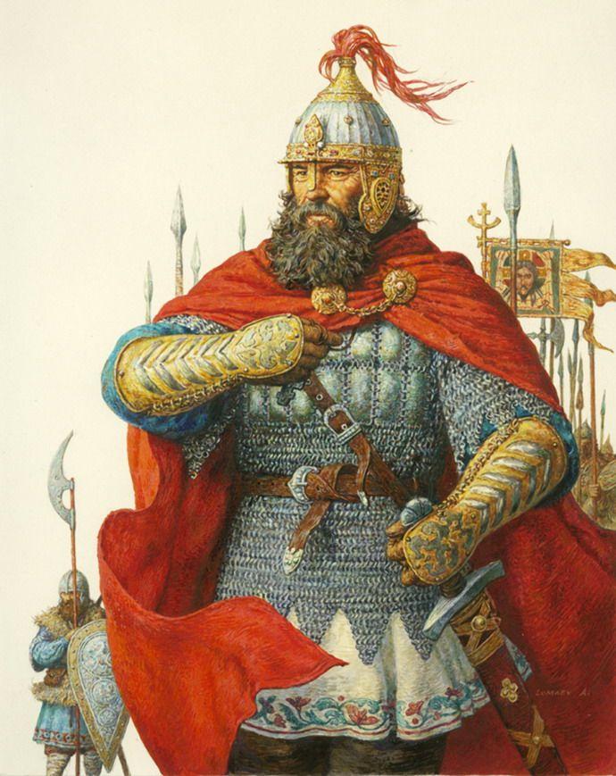 Святой князь Дмитрий Донской - хранитель земли русской