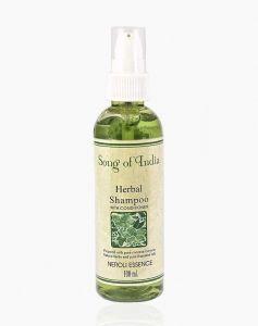 Ziołowy szampon z odżywką do włosów Neroli - 100 ml