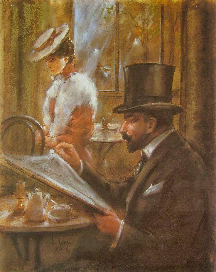 Lesser Ury ~ Impressionist painter | Tutt'Art@ | Pittura * Scultura * Poesia * Musica |