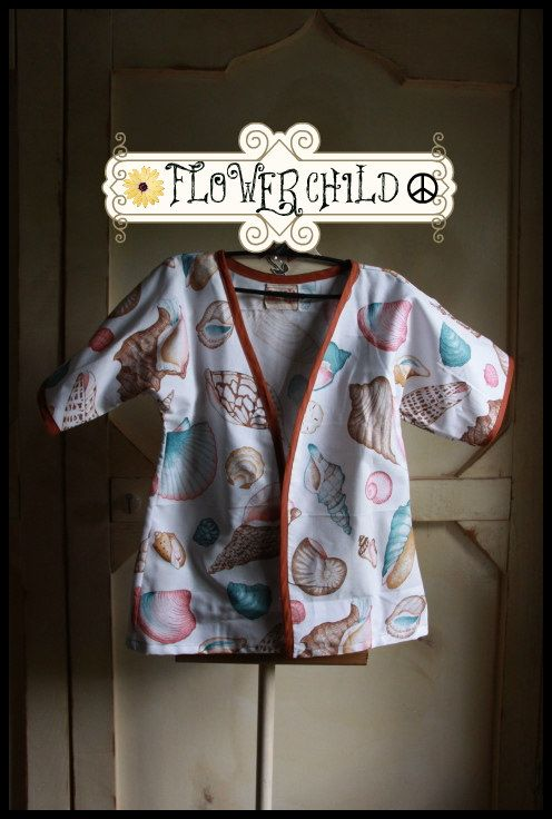 AMAZING ONE OF A KIND KIDS KIMONOS AT MY HIPPIE HEART JEWELLRY ETSY SHOP.
