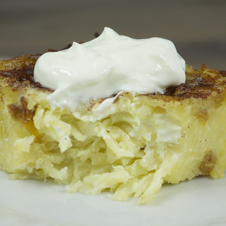 noodle pudding recipe for rosh hashanah