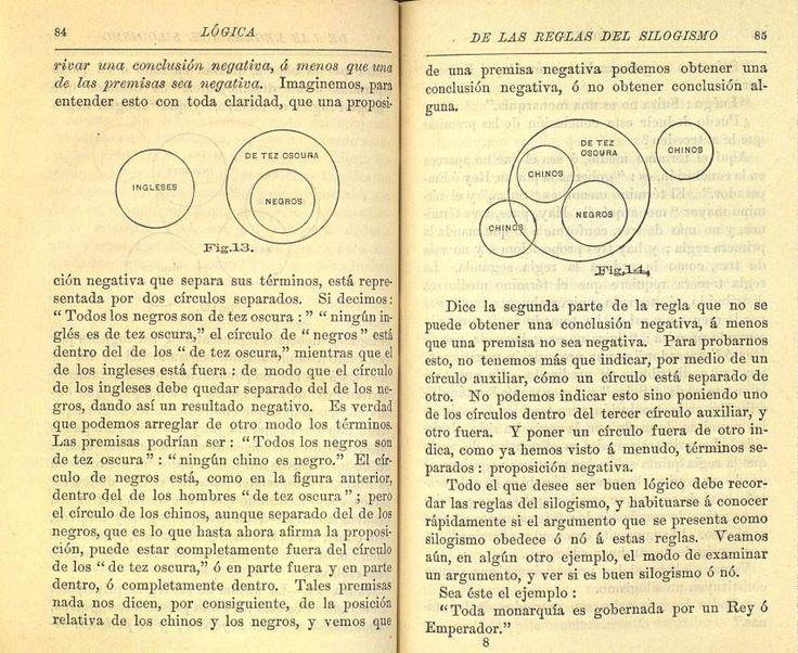 Jevons, William Stanley. Nociones de lógica ... ; con diagramas. New York : D. Appleton y Compañía, 1885. (Cartillas científicas; 10). [BHR/ B-021-411] #bibliotecaugr #bugexposiciones #matematicas