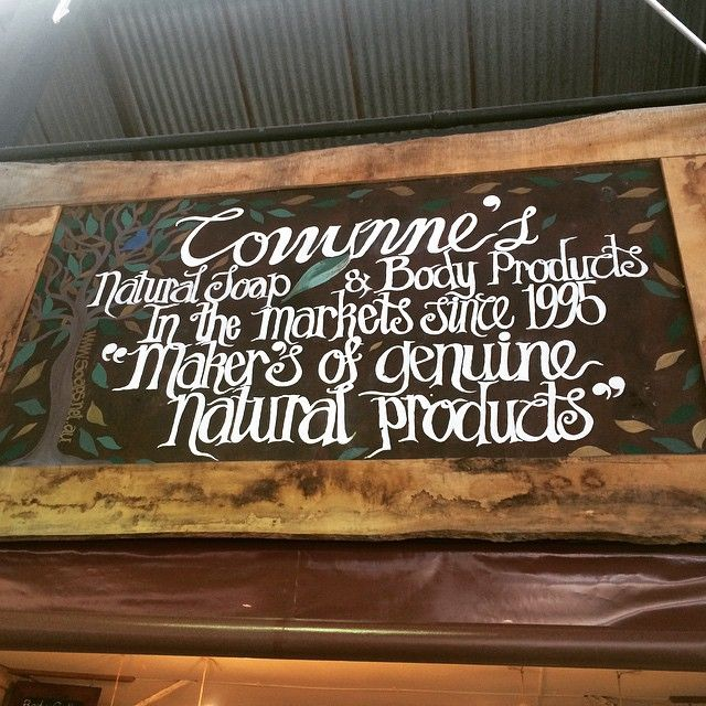 """16 Likes, 3 Comments - Corrynnes Natural Soaps (@corrynnesnaturalsoap) on Instagram: """"The Fremantle Markets is a great place to visit. We have been selling our soaps here for 20 years…"""""""