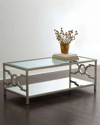 Best 20 Mirrored Coffee Tables Ideas On Pinterest