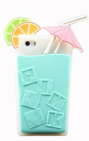 Yuersal Light Blue Victoria's Secret cocktail Beverage cup Soft Silicone case For iPhone 5 5S, http://www.amazon.com/dp/B00JVXWL0E/ref=cm_sw_r_pi_awdm_mTibub1KN6BET