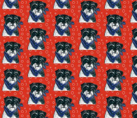 Old Fella fabric by dkmagfab on Spoonflower - custom fabric