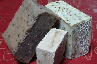 Fermente Mutfağım: Ev Yapımı Zeytinyağlı ve Kakao Yağlı Sabun