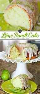 Lime Bundt Cake | eBay