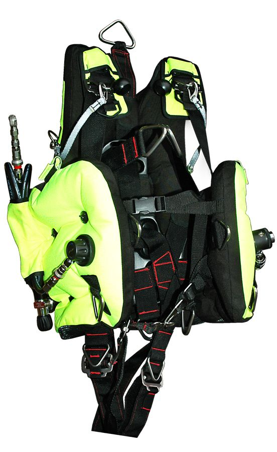 Military BCDs & Commercial Dive Jackets from AP Diving