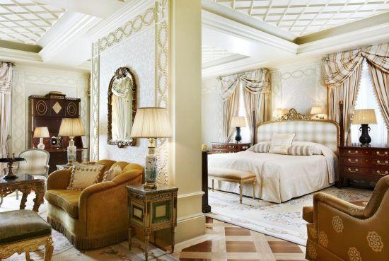 Hotel Grande Bretagne- Royal Suite