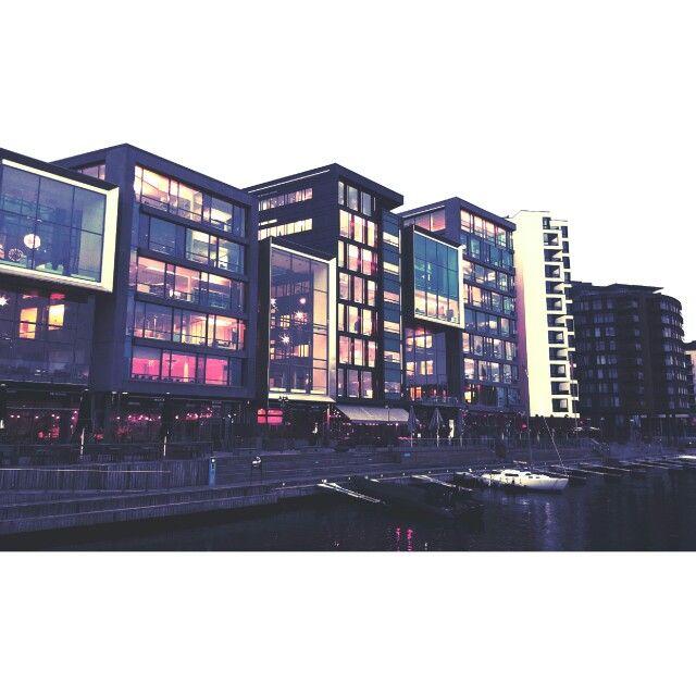 Tjuvholmen i Oslo, Oslo