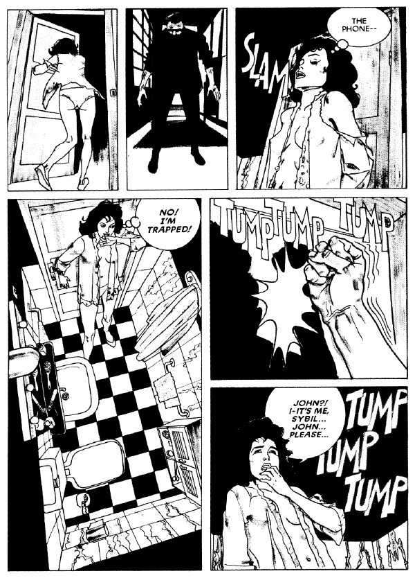 Angelo #Stano - Dylan Dog - Dawn of the living dead (aka. Doctor Abraxas)