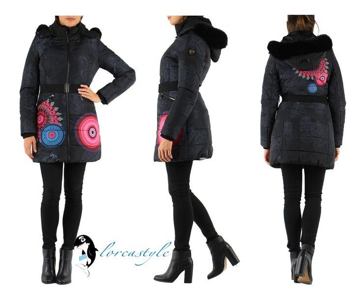 Giubbotto invernale pelliccia colorato  Ideale per le tue giornate fresche! Taglia xs/s  https://www.lorcastyle.it