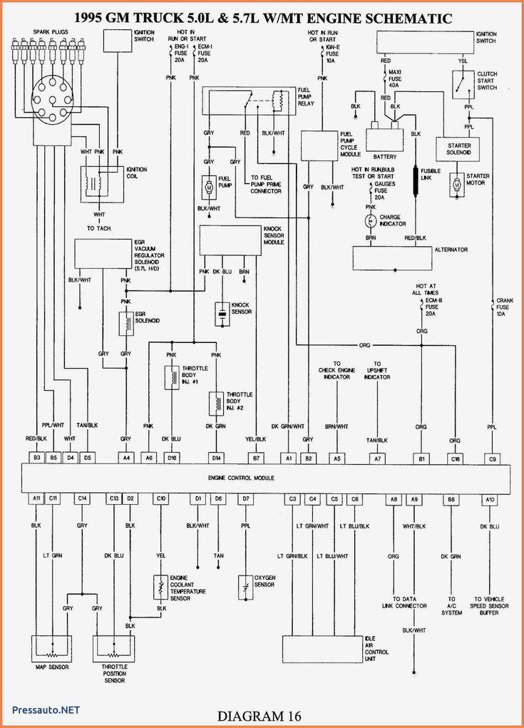 35 Beautiful 2002 Chevy Silverado Starter Wiring Diagram In 2020