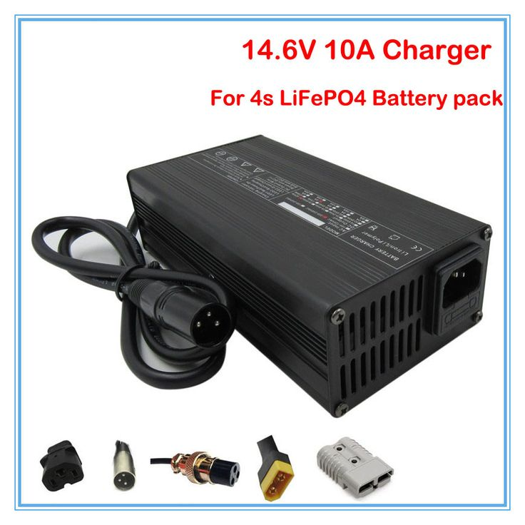 240W <b>12V</b> 10A LiFePO4 <b>Battery</b> Charger 14.6V 10A charger with ...