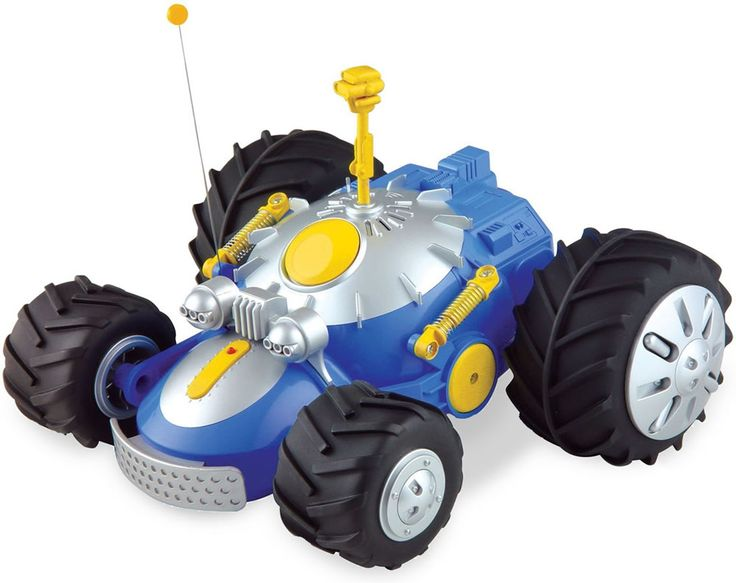 RC ATV Car Metal Detector Is The Only Treasure Hunting Beach Toy You''ll Need -  #beach #rc #treasure